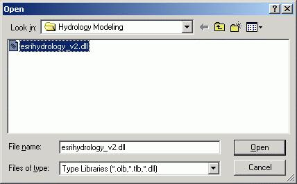Using the Stock Hydro tools in ArcGIS