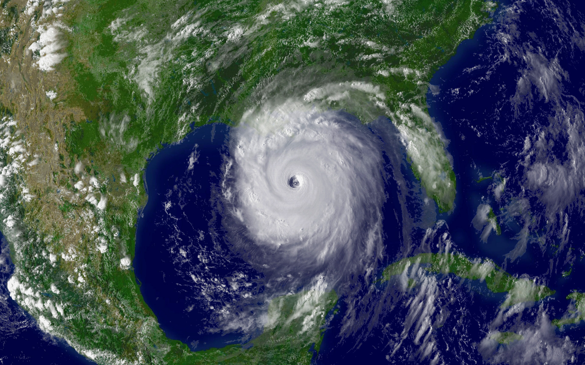 hurricain katrina 