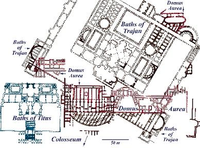 an analysis of art and architecture in the golden house of nero in rome 2011-1-26  roman architecture (400 bce onwards):  and arguably the most important example of ancient art produced in rome,  of the golden age of rome,.