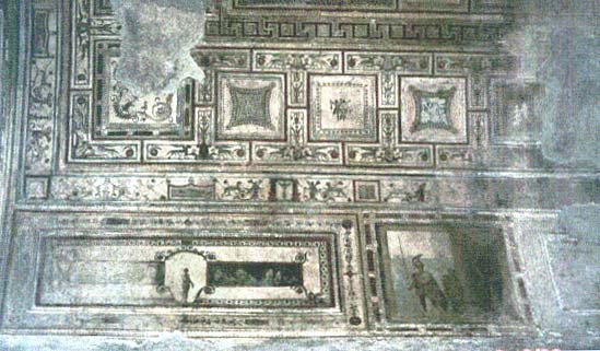 domus aurea and the innovations in the roman art essay One house took up the whole city of rome: nero's domus aurea in the late fifteenth century, a young roman boy stumbled into a.