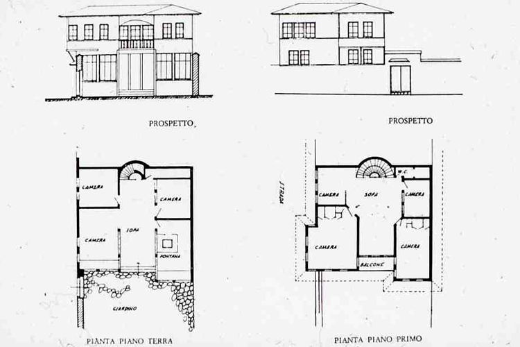 Architectural home plans » home plan elevation section | Victorian ...