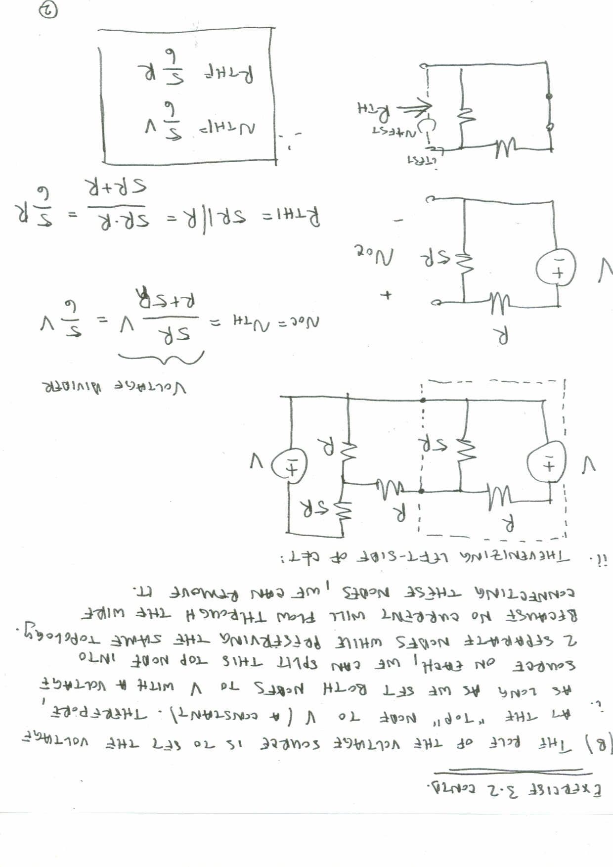 6002 Electronic Circuits Spring 2006 Circuit Analysis Johnson Handouts