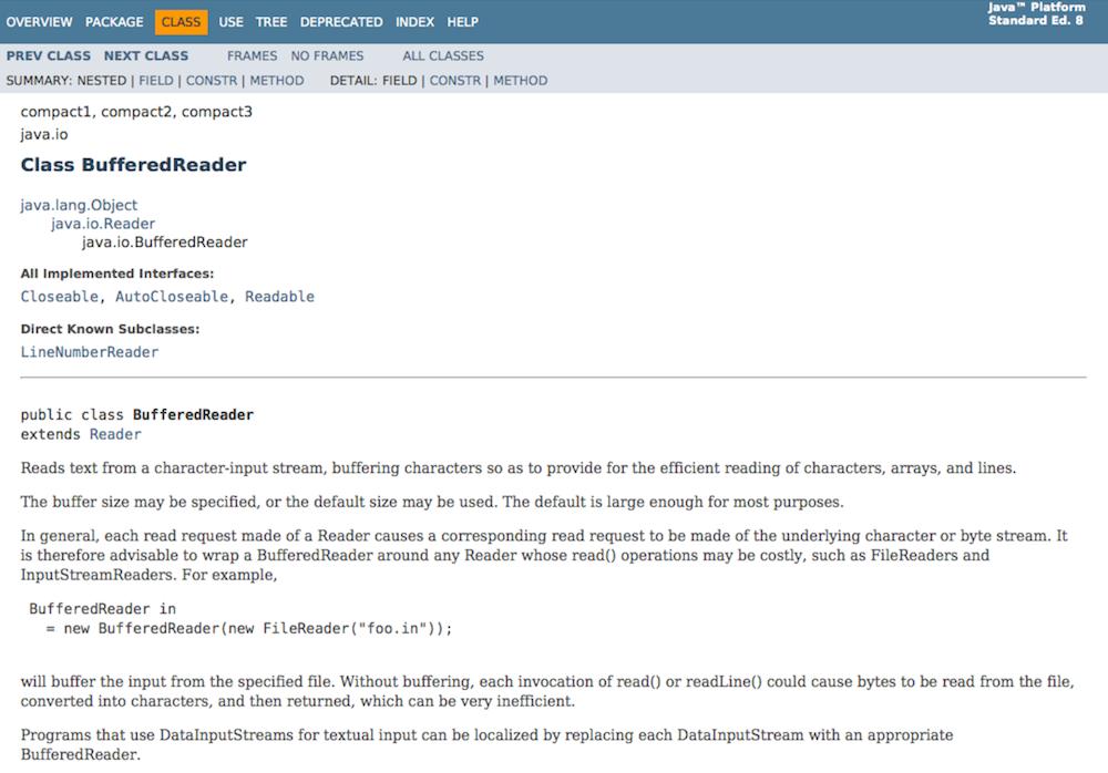 Reading 2: Basic Java