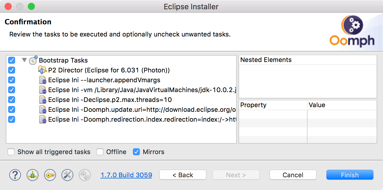 Eclipse Photon