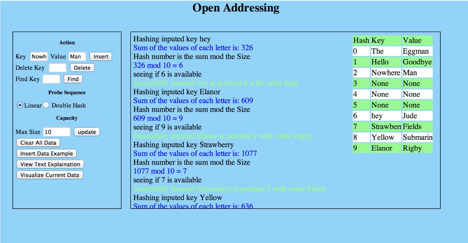 Mitx Display Electronic Circuit Simulator Javascript Screenshots