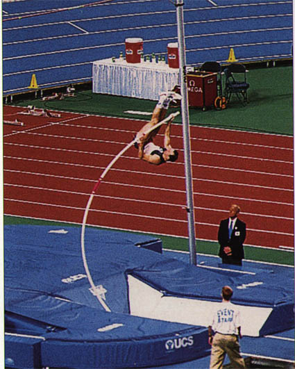 The Pole Vault Instruction Page