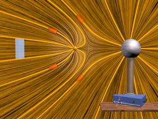 Logo for MIT Physics 8.02: Electrostatics