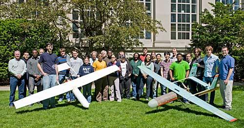 Aeroastro undergraduate education