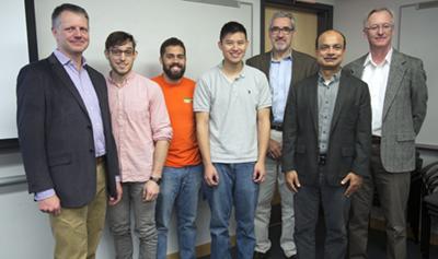 ANSYS visit to MIT AeroAstro