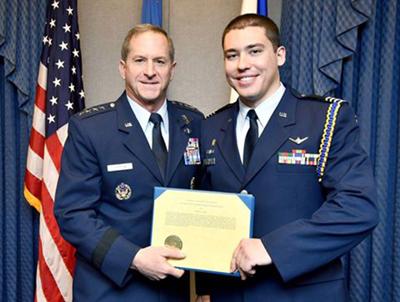Martin York Cadet of the Year