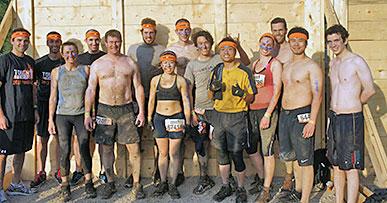 tough mudder team