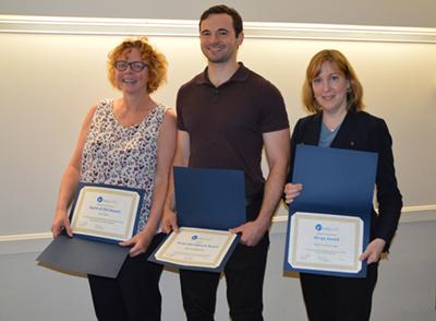 AeroAstro award recipients 2018