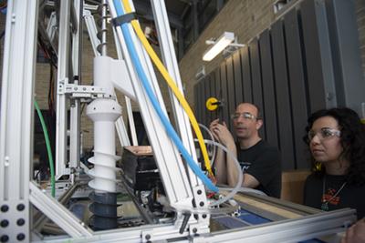 HYDRA MIT Mars drilling