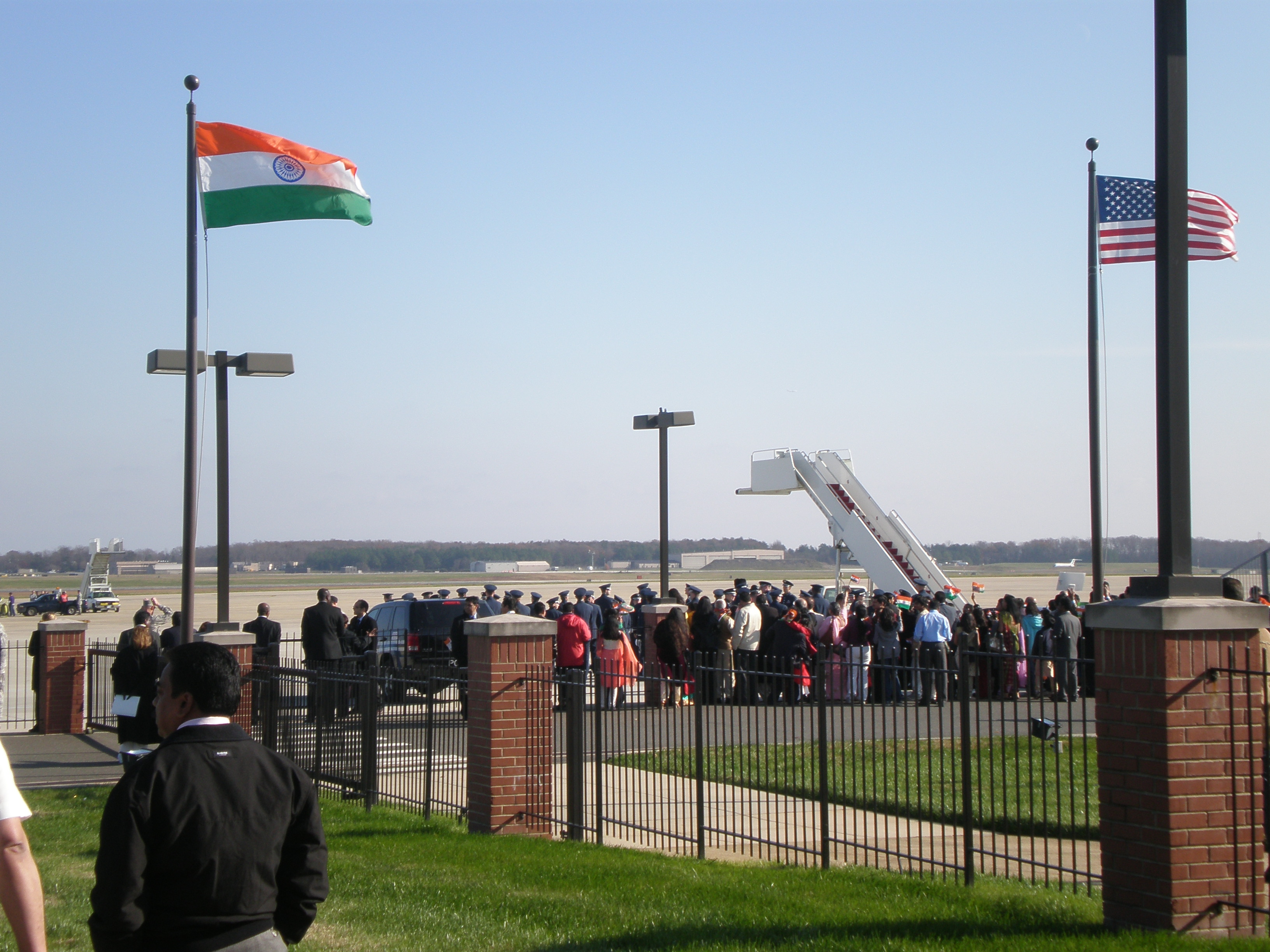 Visit to Washington of the Prime Minister of India