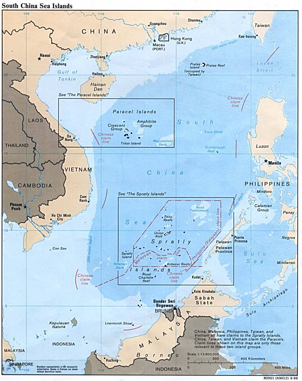 case of spratly island The spratly islands dispute is an ongoing territorial dispute  there are alternate names (eg spratly island is also known as storm  as part of the case,.