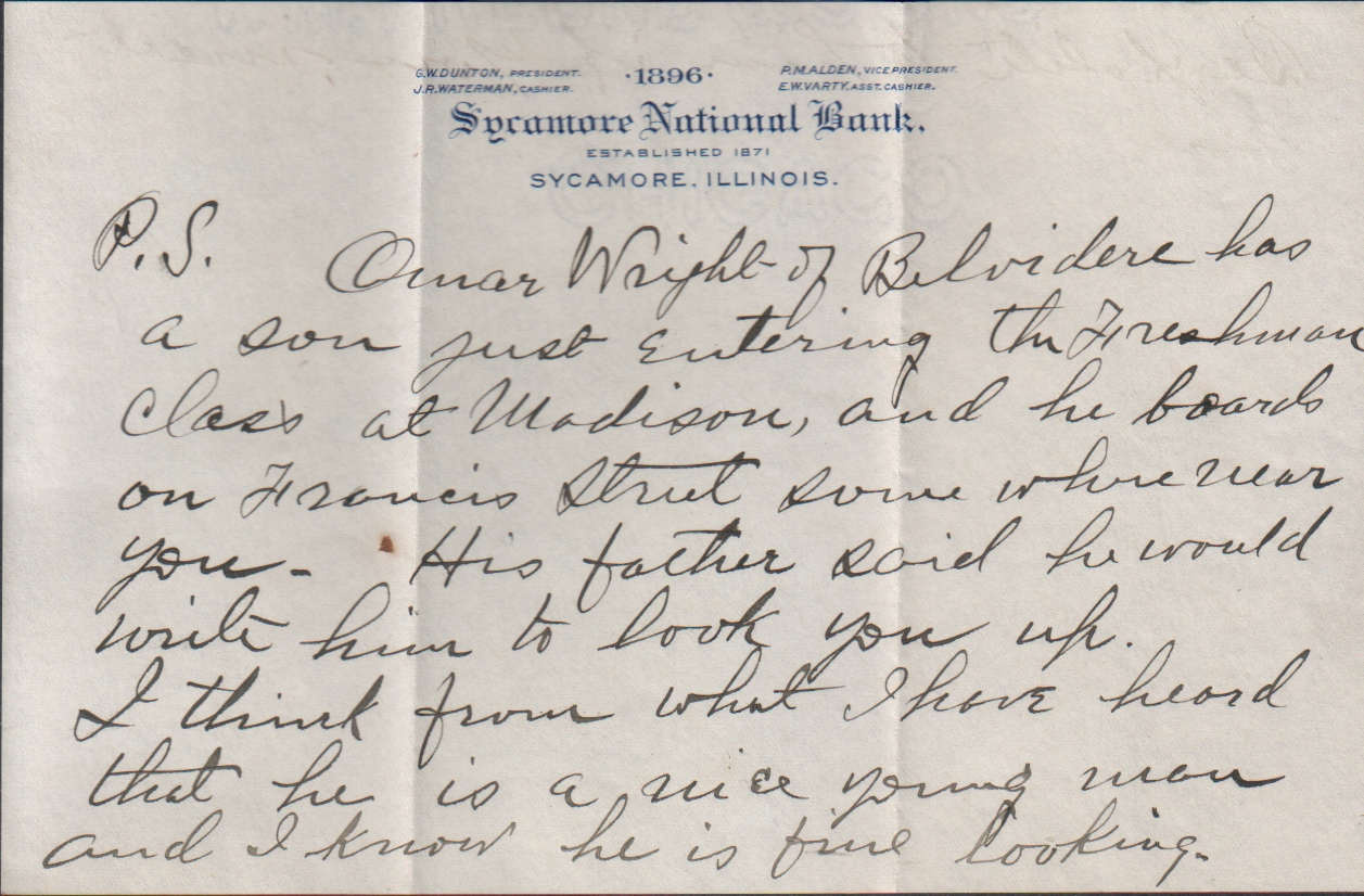 Letters To Mary Dunton    Biscuit