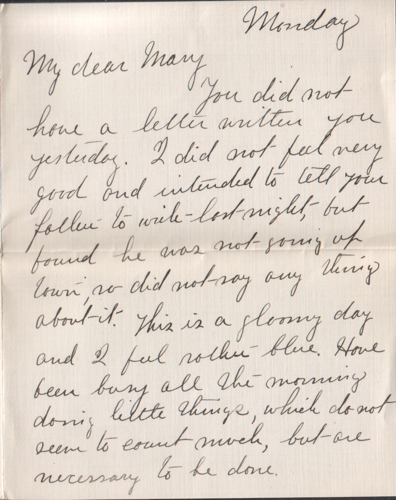 letters to mary dunton 10 12 1914 biscuit