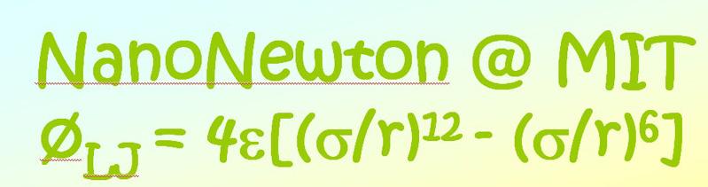 Nanonewton@MIT