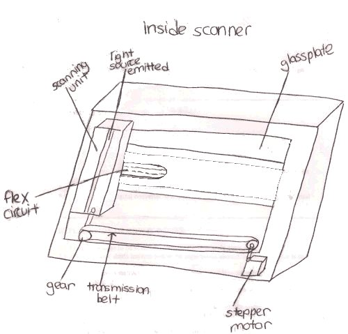 2 972 How A Scanner Works