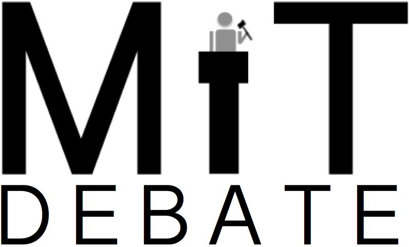 Debate competition logo