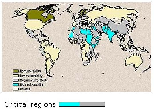 providing fresh water to arid regions in the world essay Environment management: arid regions essay::  for providing fresh water - 10  some regions of the world, these regions are called arid and.