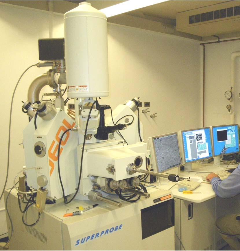 EPMA facility