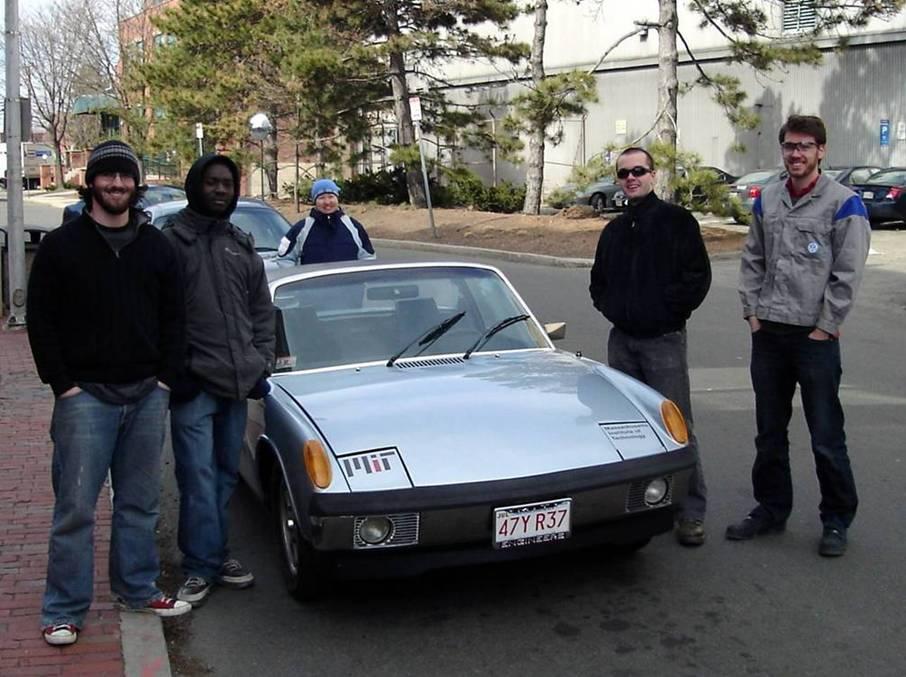 Mit Electric Vehicle Team Team