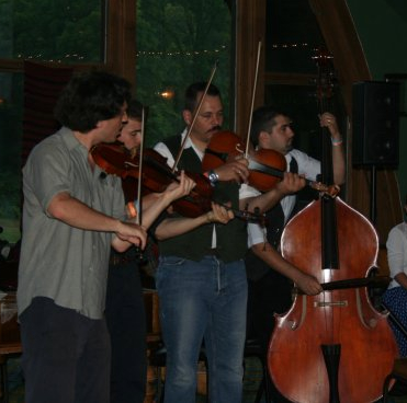A picture of the band MetroFolk