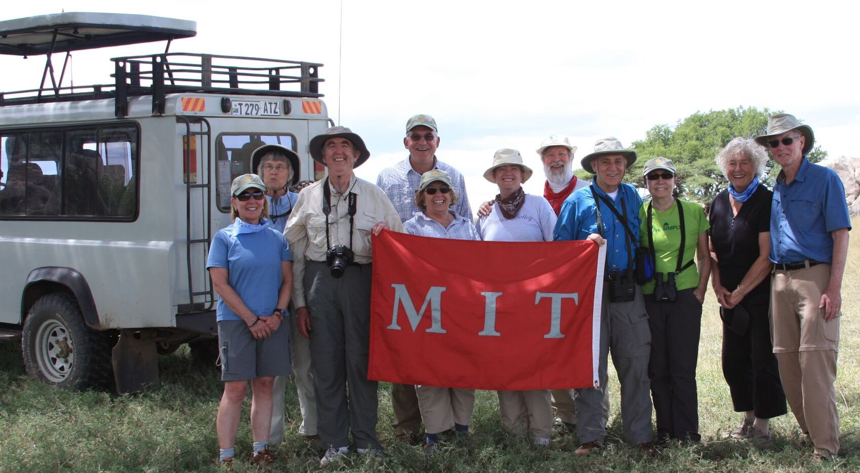 An MIT Alumni Travel Program trip to Tanzania