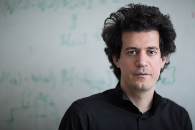 Constantinos Daskalakis imports theoretical computer science into economics