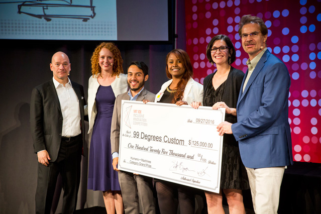 Four firms lead winners in first Inclusive Innovation Competition