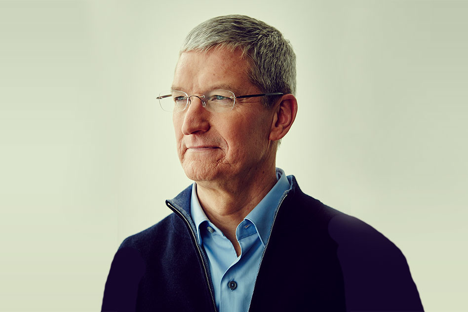 Apple CEO Tim Cook will be 2017 Commencement speaker