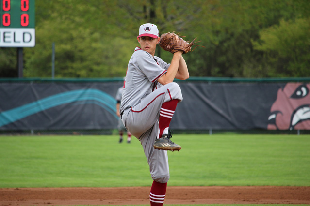 Senior David Hesslink takes his passion to the major leagues