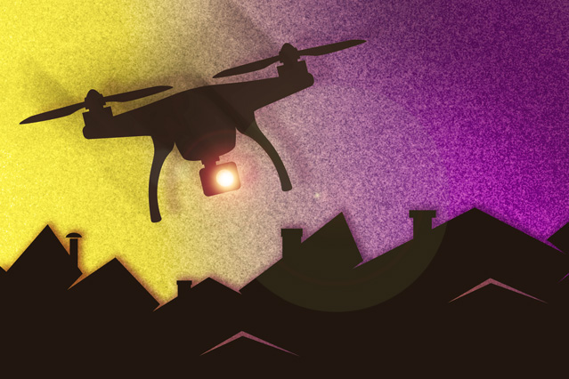 Algorithm for processing visual data may lead to faster drones