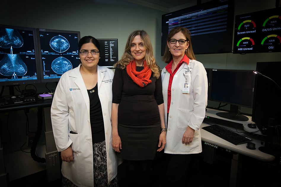 New AI model improves early breast cancer detection