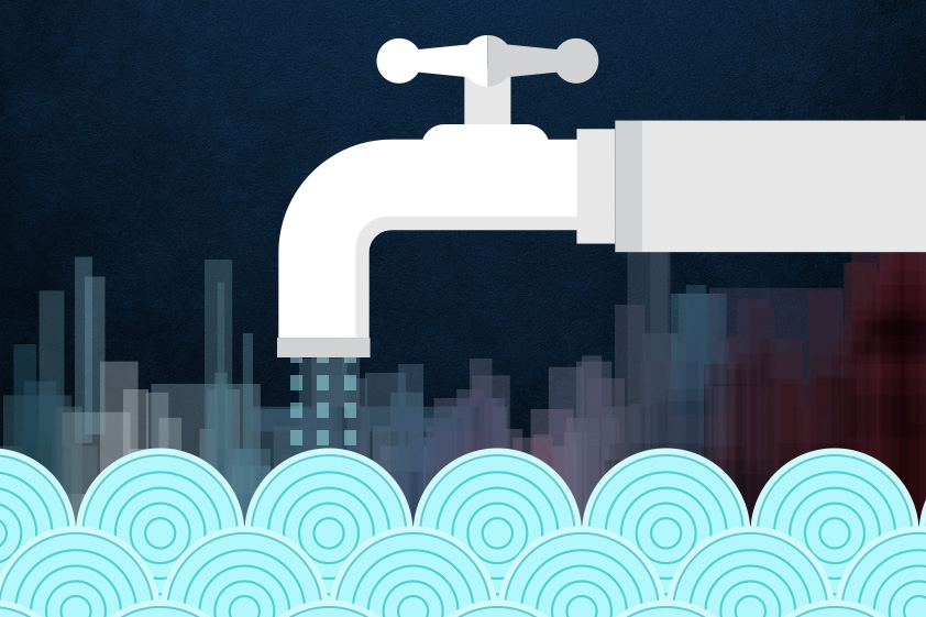 Case study suggests new approach to urban water supply