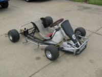 The More Obsessive Members Of Team Insisted On A Racing Chis Which To Build Our Electric Kart So We Acquired Used Haase