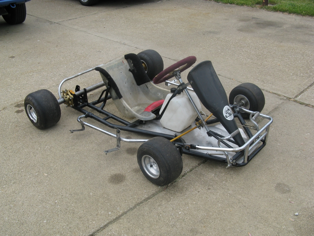 engine-less racing kart
