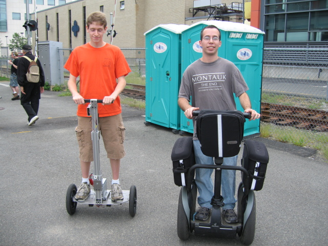 DIY Segway Scooter!