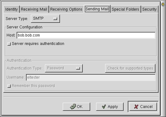 Advanced Configuration