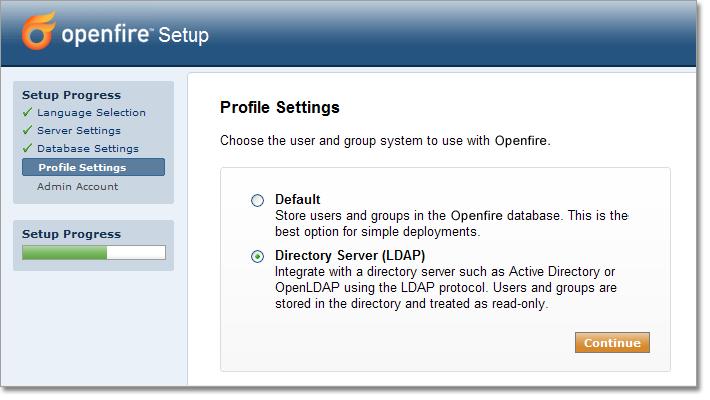 Openfire: LDAP Guide