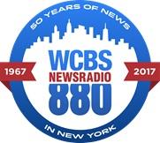 WCBS 50th Anniversary             Logo