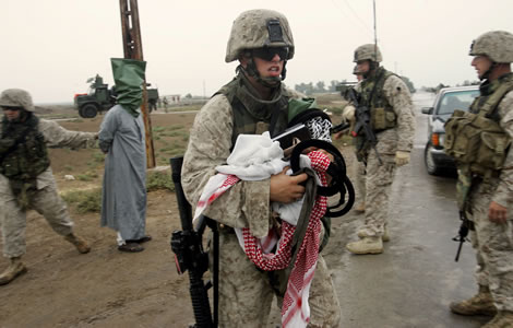 the invasion of iraq a controversy The controversy began after bush suggested during an interview with fox news anchor megyn kelly that he would have ordered the iraq invasion even knowing, as we do today, how the war unfolded.