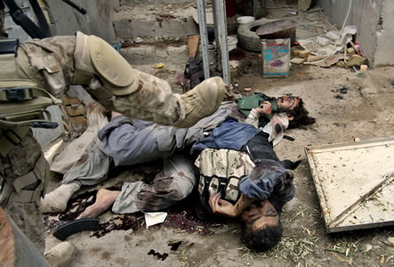 iraq soldiers in Dead us