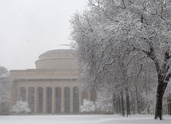 MIT snow image