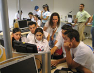 Middle East Education through Technology program (MEET)