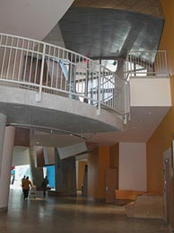 interior photo of Stata