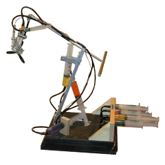 Fire Extinguishing Robotic Arm
