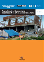 Transitional Settlement Cover
