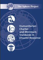 Humanitarian Charter Cover